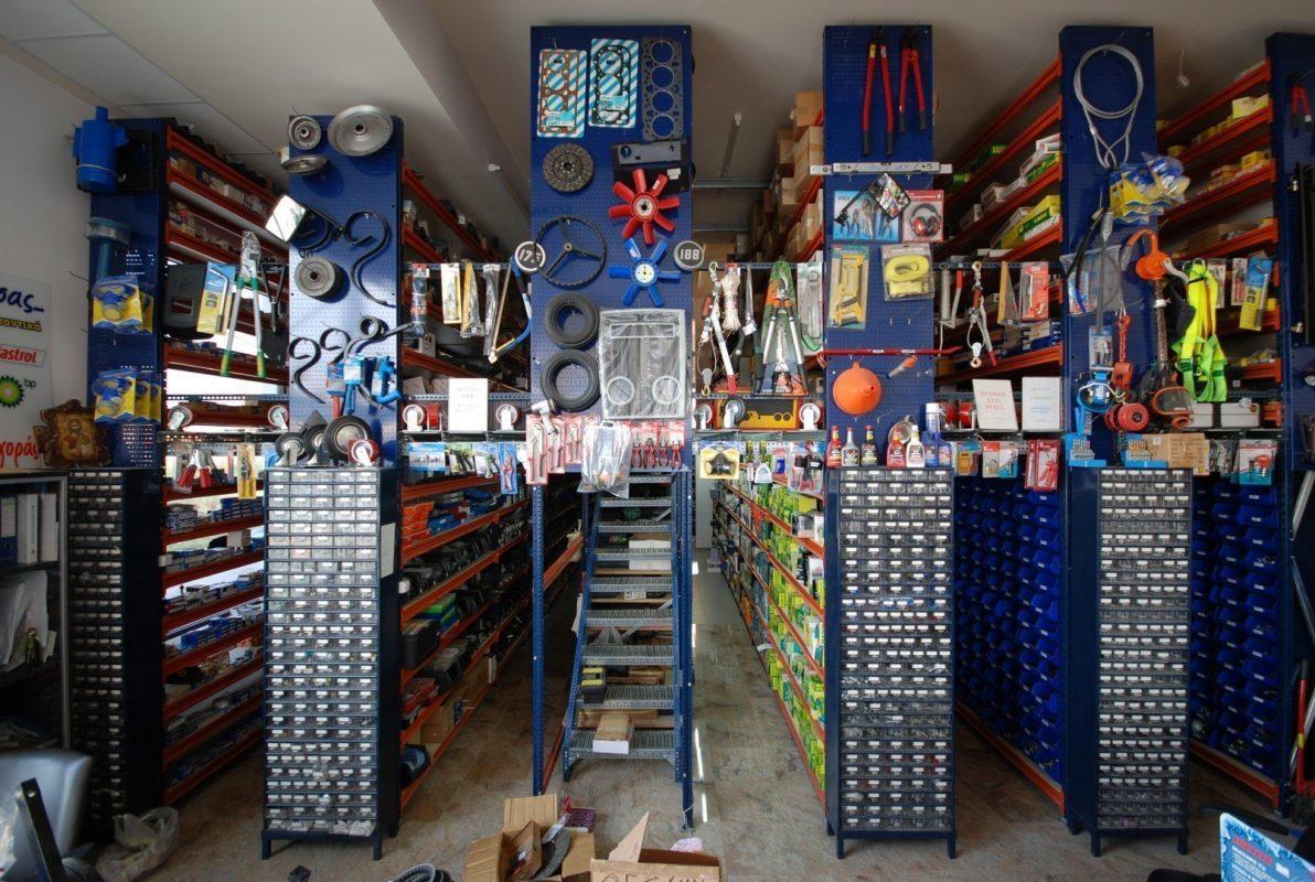 πλατσάς - κατάστημα